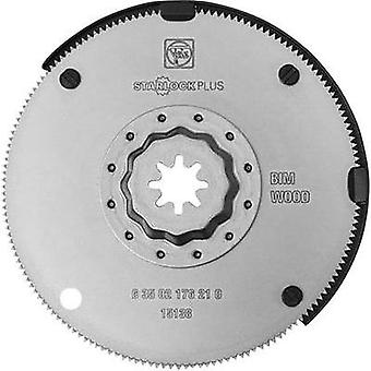 HSS Circular saw blade 100 mm Fein 63502176210 Compatible with (multitool brand) Fein SuperCut, MultiMaster 1 pc(s)