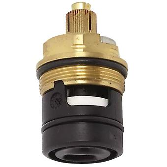 Trevi A952500NU11 Ideal Standard 1/2 Dx 1/4 Turn Flow Cartridge Clockwise Close (Hot Side)