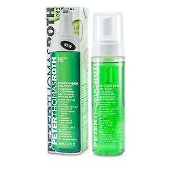Peter Thomas Roth Cucumber De-Tox Foaming Cleanser - 200ml/6.7oz