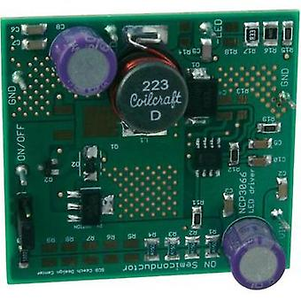 PCB design board ON Semiconductor NCP3066S3BCKGEVB