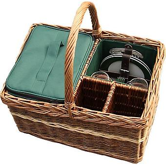 Family Fitted Picnic Basket