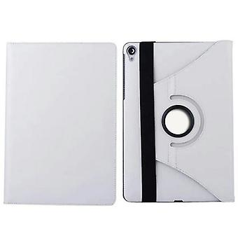 Cover 360 degrees art leather bag white for HTC Google nexus 9