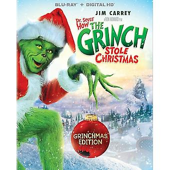 Dr Seuss How the Grinch Stole Christmas: Grinchmas [Blu-ray] USA import