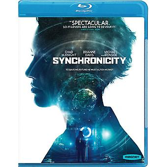 Synchronicity [Blu-ray] USA import