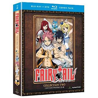 Fairy Tail: Collection Two [BLU-RAY] USA import