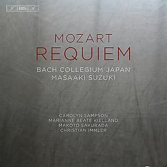 Mazaaki Suzuki - Requiem/Vesperae Solennes De Confes [SACD] USA import