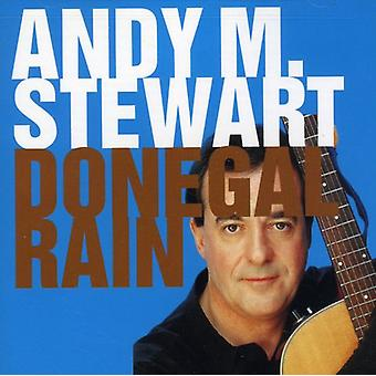 Andy M. Stewart - Donegal Rain [CD] USA import