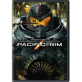 Pacific Rim [DVD] USA import