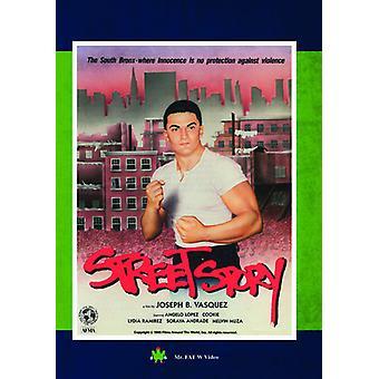 Importazione di strada Story [DVD] USA
