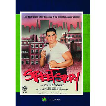 Street Story [DVD] USA import