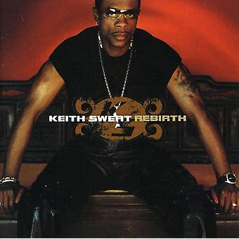 Keith Sweat - Rebirth [CD] USA import