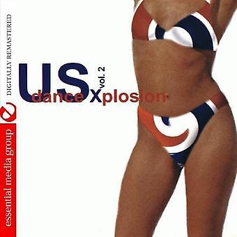 OSF Records apresenta-nos Dance Xplosion - Vol. 2-Osf Records apresenta-nos importação Dance Xplosion [CD] USA