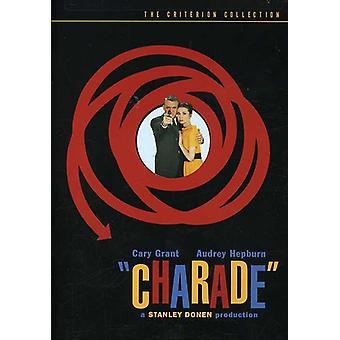 Charade [DVD] USA importerer
