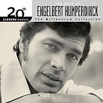 Engelbert Humperdinck - bedste af Englebert Humperdinck [CD] USA importerer