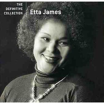 Etta James - Definitive Collection [CD] USA import