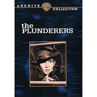 Plunderers [DVD] USA import