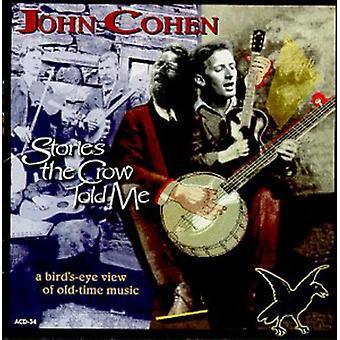 John Cohen - historier Crow fortalte mig [CD] USA importerer