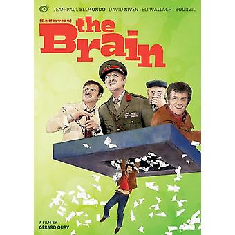 Brain (1969) [DVD] USA import