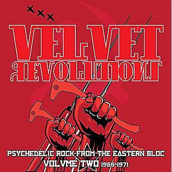 Fløjl revolutioner-psykedelisk Rock fra / Var - fløjl revolutioner-psykedelisk Rock fra / Var [CD] USA import