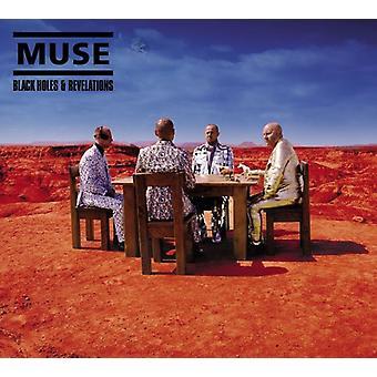 Muse - svarta hål & uppenbarelser [CD] USA import