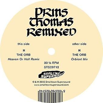 Prins Thomas - Orb Remixes [Vinyl] USA import