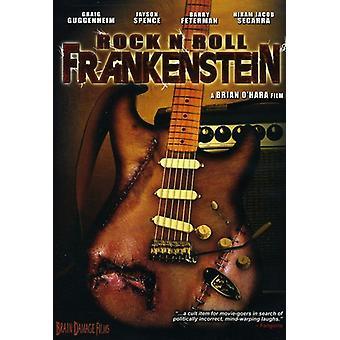 Rock N Roll Frankenstein [DVD] USA importerer