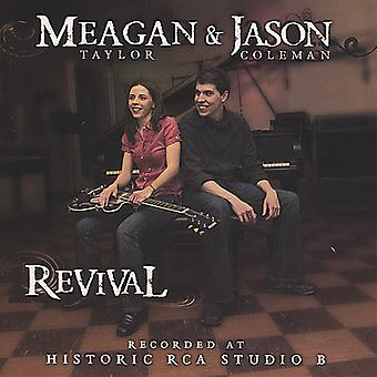 Taylor/Coleman - Revival [CD] USA import