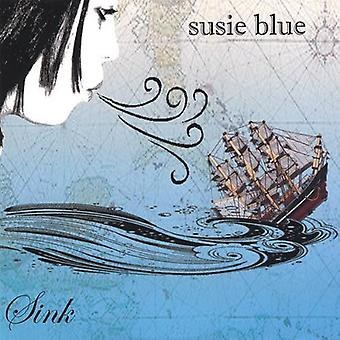 Susie Blue - Sink [CD] USA import