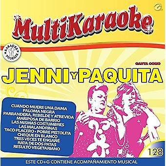 Karaoke: Jenni Y Paquita - Karaoke: Jenni Y Paquita [CD] USA import