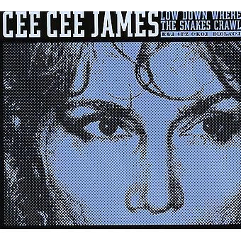 CEE Cee James - lav ned hvor the slanger kravle [CD] USA import