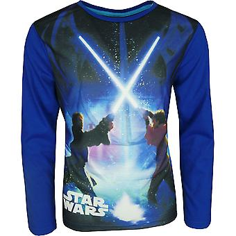 Star Wars 7 Boys Long Sleeve T-shirt
