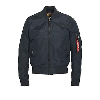ALPHA INDUSTRIES Bomberjacke MA-1 TT | Rep-blau
