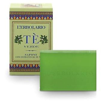 L'Erbolario Green Tea Soap 100G (Hygiene and health , Shower and bath gel , Hand soap)