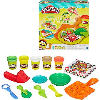 Play Doh Pizzería 23x222 (Toys , Educative And Creative , Arts And Crafts , Dough)
