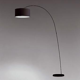 Faro Bcn Papua Black Floor Lamp 1 X E27 60W (Home , Lighting , Floor lamps)