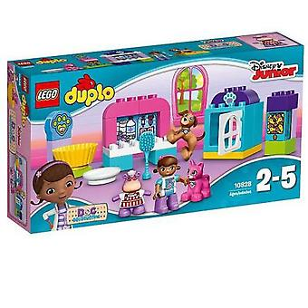 Lego 10828 Doc Mcstuffins Pet Vet Care (Toys , Constructions , Buildings)