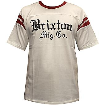 Brixton Vincent T-Shirt White