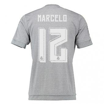 2015-16 real Madrid maillot (Marcelo 12)