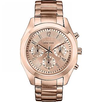 Caravelle New York Ladies' Melissa Chronograph Watch 44L115
