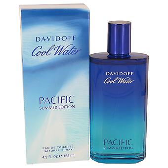Davidoff Cool Water Pacific edizione estate Eau de Toilette 125ml EDT Spray