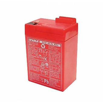 Feber 6v 4,5 Ah Batteries (Garden , Games , XXL Vehicles)