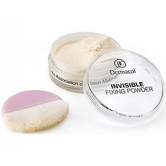 Dermacol  Invisible Fixing Powder (Maquillage , Visage , Poudres matifiantes)