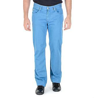 Armani Collezioni Mens Jeans Light Blue