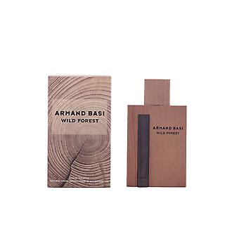 Armand Basi Wild Forest Eau De Toilette Vapo 90ml Mens New Scent Perfume Spray