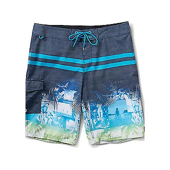 Reef Maine Mid Length Boardshorts