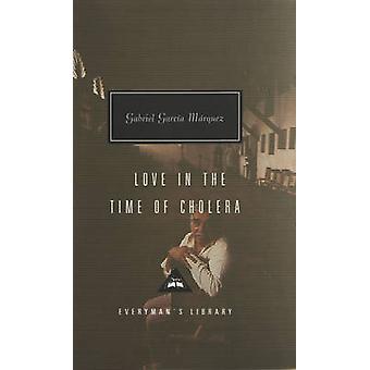 Love in the Time of Cholera door Gabriel Garcia Marquez