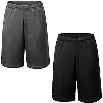 Tesla MBS01 taches Sport Mesh Performance formation Active Shorts