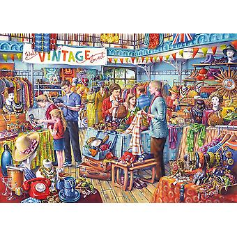 Gibsons Nearly New Jigsaw Puzzle (1000 pieces)