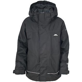 Trespass Boys & Girls Cornell II Waterproof Breathable Rain Jacket