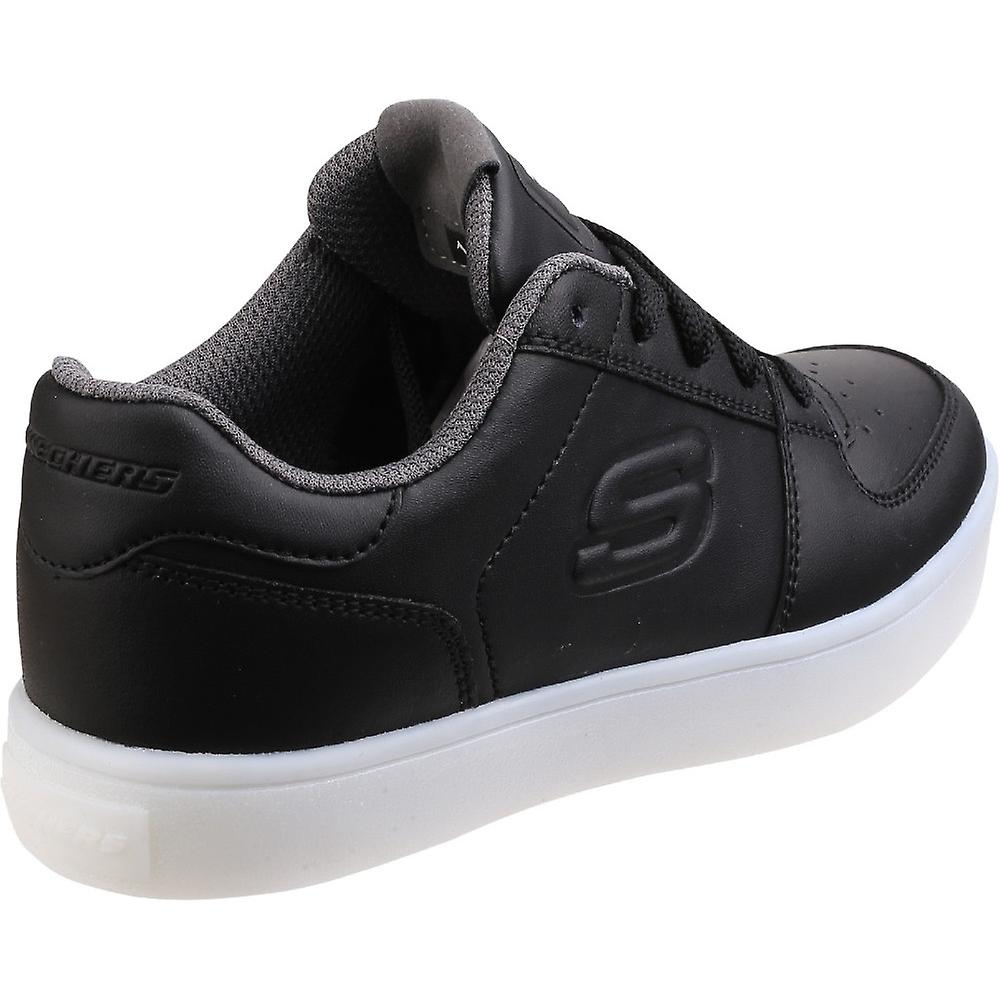 limited guantity look for san francisco Skechers Boys & Girls Energy Elate LED USB Light-up Trainers Shoes